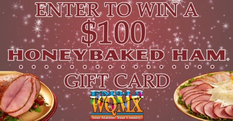 Win HoneyBaked Ham