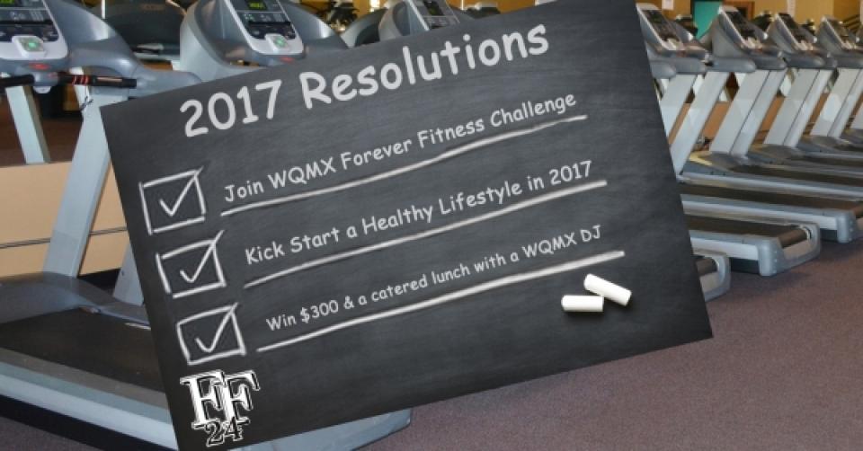 Forever Fitness Challenge 2017
