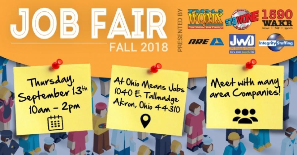 Job Fair Spring 2018