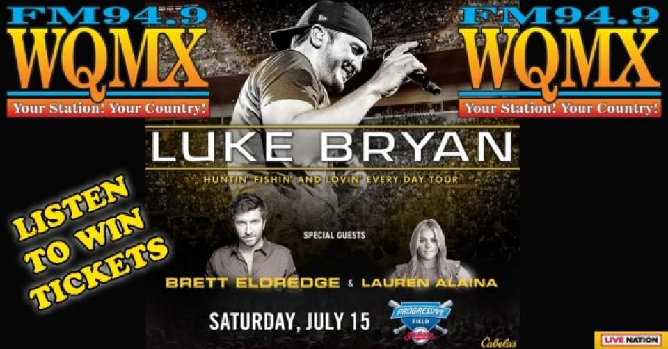 Win Luke Bryan Tickets 2017