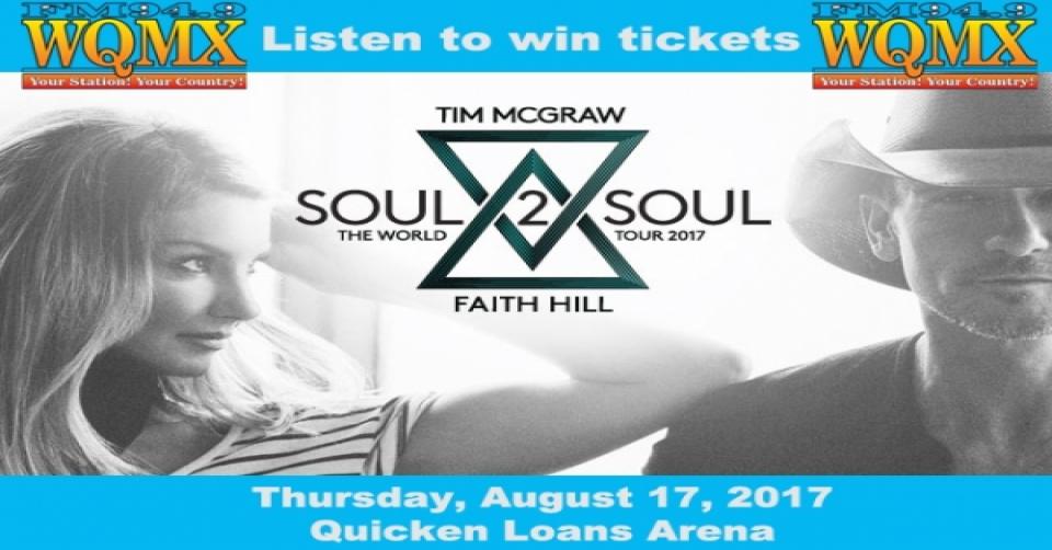 Tim & Faith Soul2Soul Tour