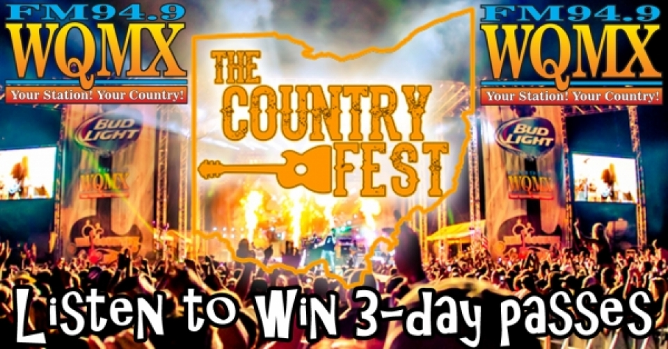 Win Countryfest 2017 tickets