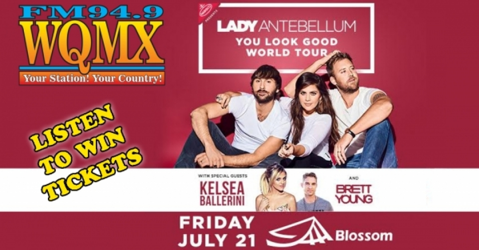 Lady Antebellum @ Blossom Music Center