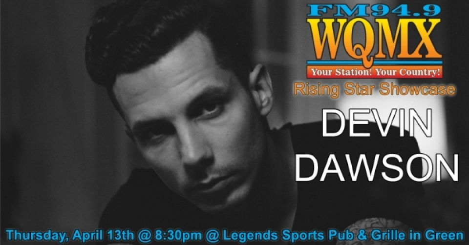 WQMX Rising Star Showcase with Devin Dawson