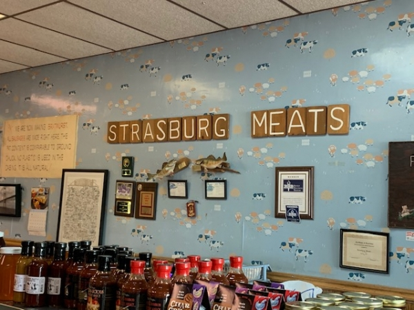Local Business: Strasburg Meats