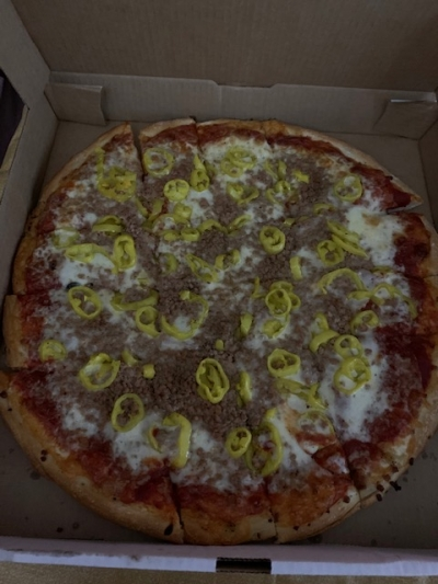 Local Take Out: Kraus Pizza in North Canton