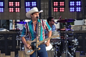 Jon Pardi performs at The Country Fest