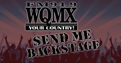 WQMX Send Me Backstage Ticket Stops 2019
