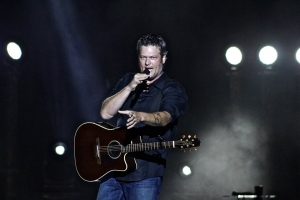 Blake Shelton on The Ellen DeGeneres Show!