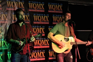 High Valley at the WQMX VIP Pre-Show Luncheon
