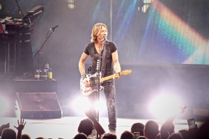 Keith Urban on Good Morning America!