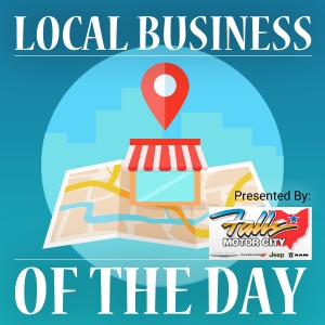 Local Business of the Day, 10/28/20