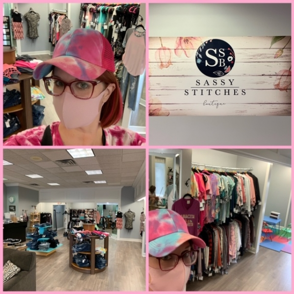 Local Business: Sassy Stitches Boutique