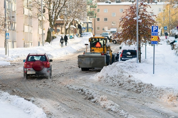 City Of Akron Has a New Snow Removal Strategy