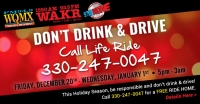 It's that time of year again...parties, gatherings, and our reminder to not drink and drive!