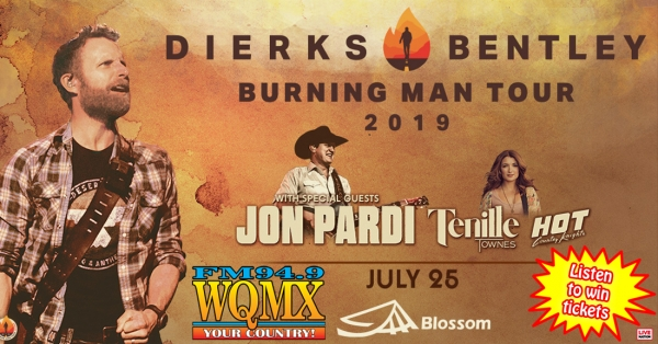 Dierks Bentley 2019