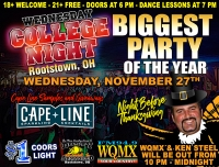 This Wednesday Night...It's The Biggest Party Night of the Year!