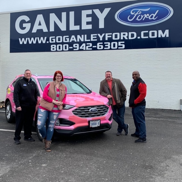 Go to Ganley Ford!