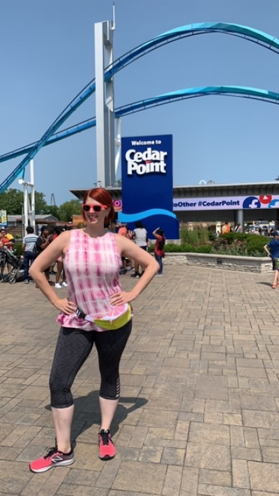 Get to the Point, Cedar Point!
