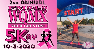 Sign Up Today for the WQMX 5Kay!