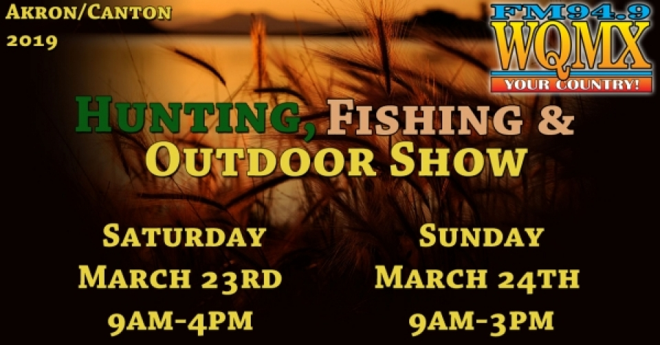 Hunting, Fishing & Outdoor Show 2019