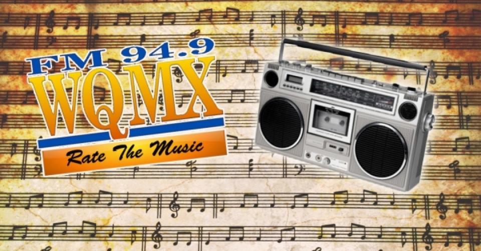 WQMX Music Test 2018