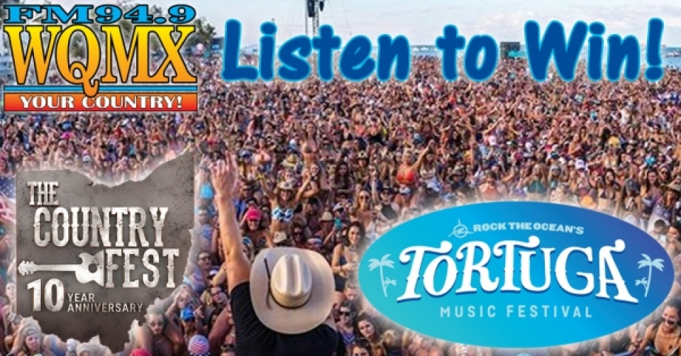 The Country Fest / Tortuga Music Fest Contest