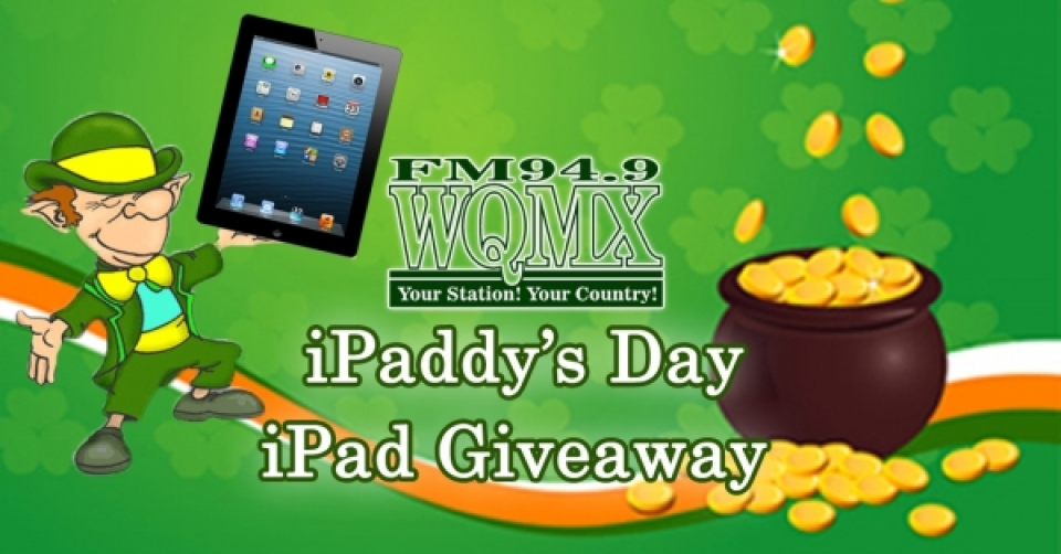 iPaddy's Day Contest 2018